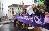 В Нидерландах задержали 130 участников климатического протеста