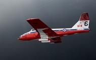 У США розбився канадський навчальний літак