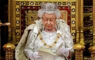Королева Єлизавета ІІ підтвердила намір Великобританії вийти з ЄС 31 жовтня