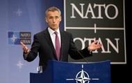 """В НАТО наконец отреагировали на """"евроатлантические"""" изменения в Конституции Украины"""