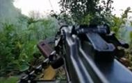 Разведчики ВСУ показали ближний бой