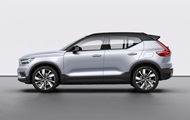 Представлен первый электромобиль Volvo