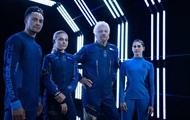 Показано стильний одяг для космічних туристів