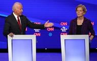 Джо Байден теряет лидерство среди демократов