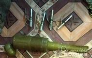 Гранаты и 49 ящиков с патронами: В Прилуках у пенсионера нашли склад боеприпасов