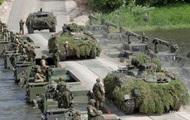 В Германии войска НАТО начали учения по сценарию атомной войны