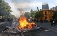 В Чили три человека погибли в ходе беспорядков