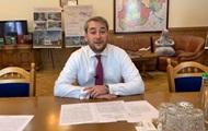 Глава Киевской ОГА написал заявление об отставке