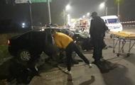 В Николаеве патрульный полицейский погиб в ДТП