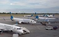 Аэропорт Борисполь остановил работу из-за аммиака