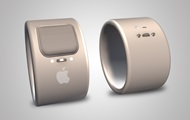 Apple подала заявку на патент  умного  кольца