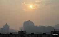 Загрязнение воздуха: обнародованы свежие данные