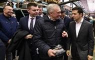 Зеленский поручил Кабмину заняться долгами Укроборонпрома