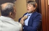 Драку Ляшко и Геруса квалифицировали как насилие в отношении нардепа