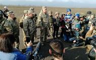 Штаб ООС: Разведение сил в Петровском сорвано