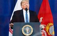 Трамп запретил публиковать заявление о конфликте в Керченском проливе