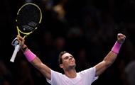 Федерер выбил Джоковича с Итогового турнира АТР