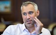 Рябошапка рассказал, давят ли на него по делу Burisma