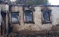 На Донбассе сепаратисты уничтожили жилой дом – штаб ООС