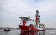 Туреччина продовжить розвідку родовищ на Кіпрі всупереч санкціям ЄС