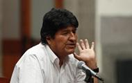 Моралес упевнений, що США обманом хотіли доставити його в Гуантанамо