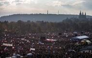 Сотні тисяч протестувальників висунули ультиматум прем'єру Чехії