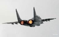 В Індії розбився військовий літак