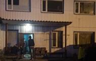 В Киеве взрыв в общежитии, есть жертвы photo