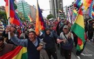 У Болівії зросла кількість жертв зіткнень