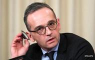 Маас призвал к разведению сил в Донбассе по всей линии соприкосновения