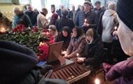 Вибухи у Балаклії: в Охтирці попрощалися із загиблими