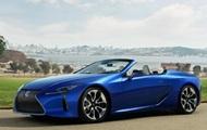Lexus представил новый кабриолет