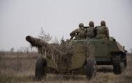 ВСУ проводят двусторонние тактические учения