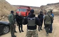 В Одесской области незаконно добыли песка на 50 млн – СБУ
