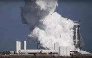 Космический корабль SpaceX провалил испытания