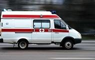 На Прикарпатье поезд сбил авто патрульных