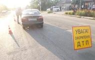 Пьяный полицейский сбил насмерть человека на пешеходном переходе в Броварах (обновлено). ФОТО