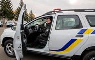 США подарили украинским полицейским 88 машин