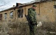 На Донбассе полиции сдался бывший сепаратист