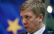 Зарплата Коболева выше, чем у глав энергетических компаний ЕС
