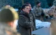Зеленский анонсировал выборы в