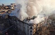Пожежа в Одесі: Коледж не перевіряли з 2014 року