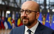 Глава Євроради поговорив із Зеленським про санкції
