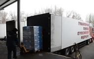 В Ростовской области сформирован и готовится к отправке новый конвой МЧС