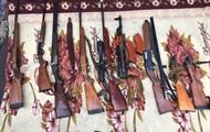 Приморские партизаны: у местных жителей нашли арсенал оружия