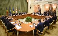 Страны ГУАМ подписали два протокола о сотрудничестве