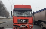 В Киеве произошло более 200 ДТП за выходные