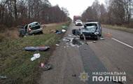 ДТП под Черниговом: трое погибших, трое пострадавших