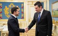 Зеленский и премьер Грузии обсудили евроинтеграцию