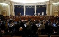 """Демократы вызвали """"на ковер"""" четырех чиновников Белого дома"""